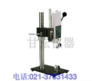 FPA手压式拉压测试架_手动式测机台_配有数显标尺