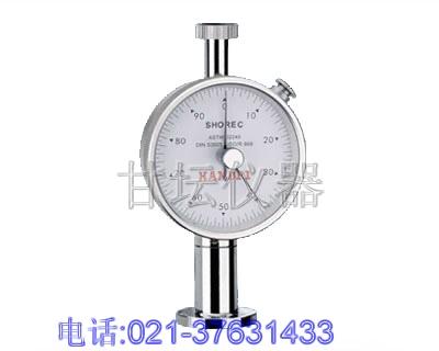 分享邵氏硬度计的标距测量方法