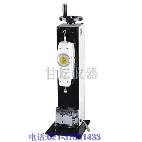 上海特产_FHA手动螺旋立卧两用测试架(可加装卡尺)