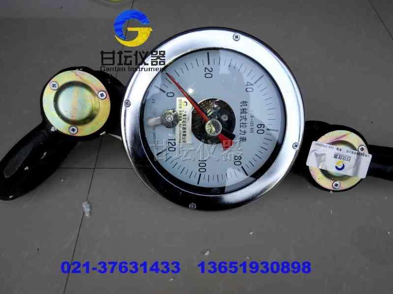 1吨机械式测力计,测拉工作仪_1000KG表盘指针测力计