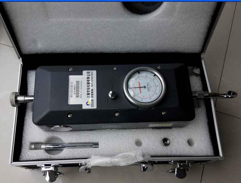 机械式推拉力计1000n-5000N.指针拉压测力仪