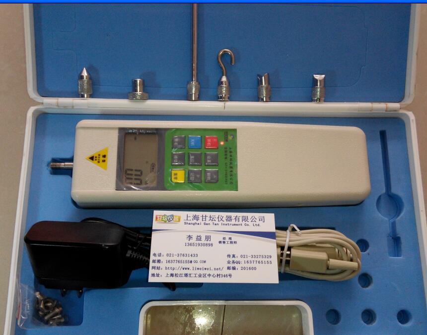 200KG推拉力计传感器灵敏度浅析