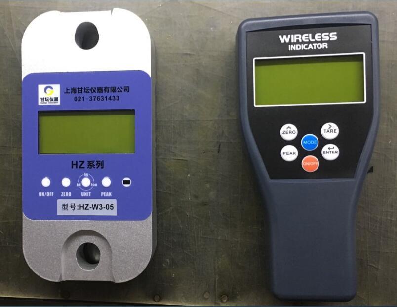 远程控制数据测力计5T.8T.10t供应_手持仪表更方便