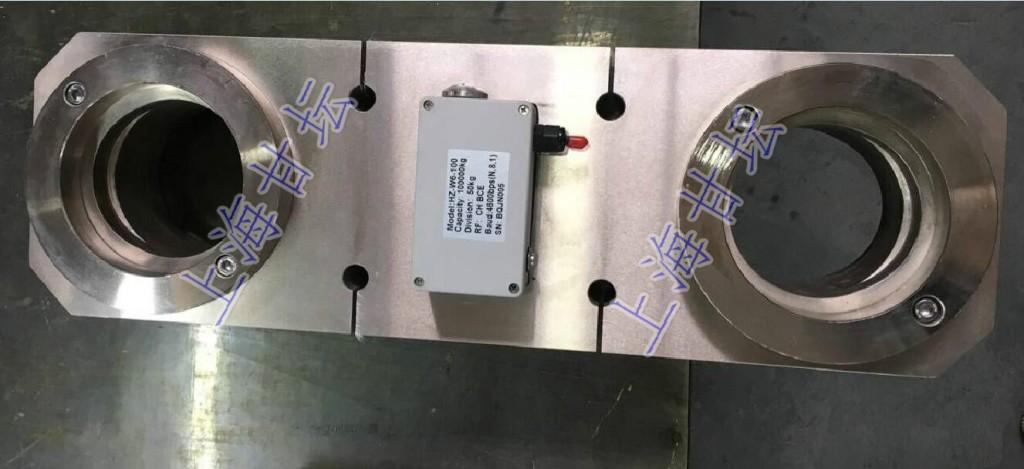 电子拉力计HZ-W6-50吨 海上测试拉力用(自带防水功能)